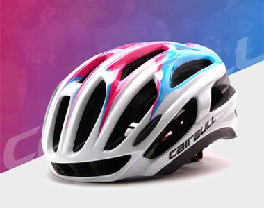 自行车头盔阿里店铺装修详情页设计